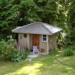 Garden Shed / Studio